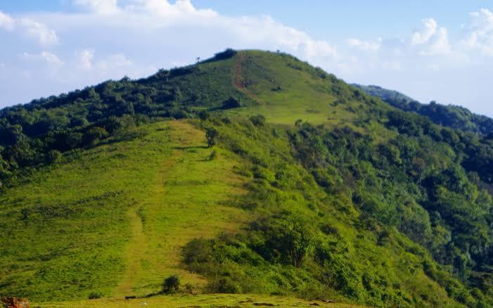 Ngong hills Kenya