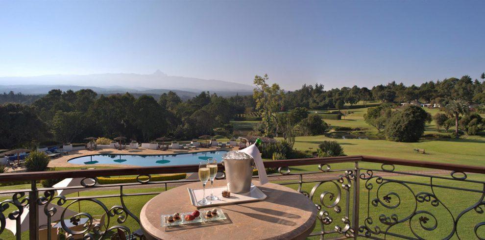 Fairmont Mount Kenya safari club packages