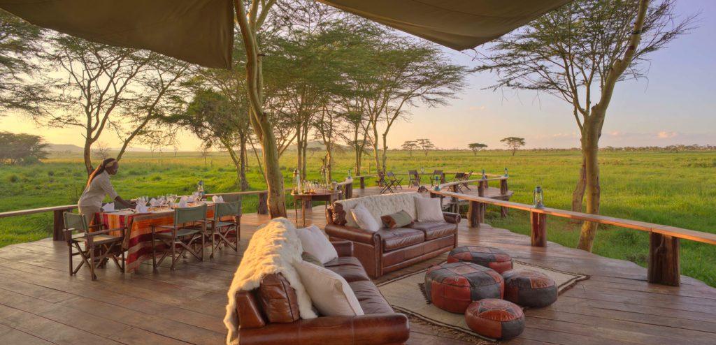 Top Safari Lodge in Kenya