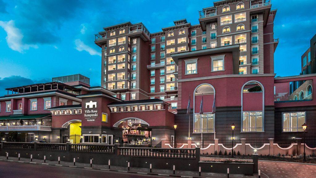 Leading Luxury Hotel in Kenya 2020