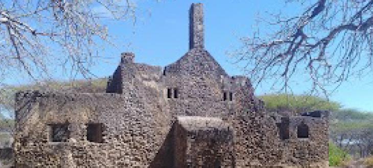 Takwa ruins Lamu