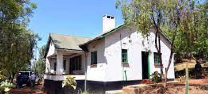 Kenyatta house Samburu   Top 10 places to visit in Samburu