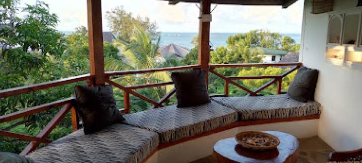 Silver rock hotel Malindi