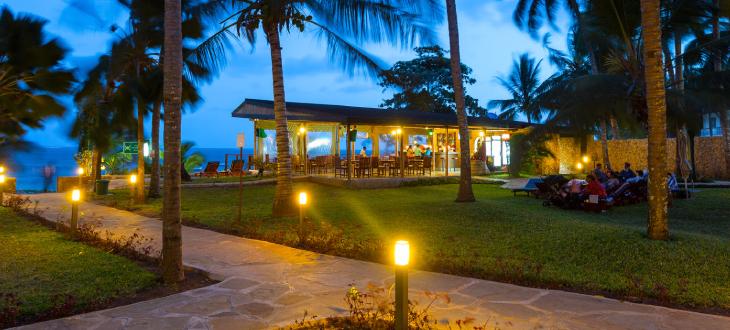 Travellers resort Mombasa