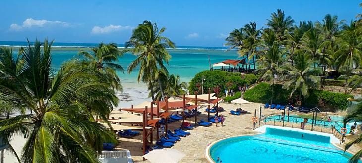 Voyager resort mombasa